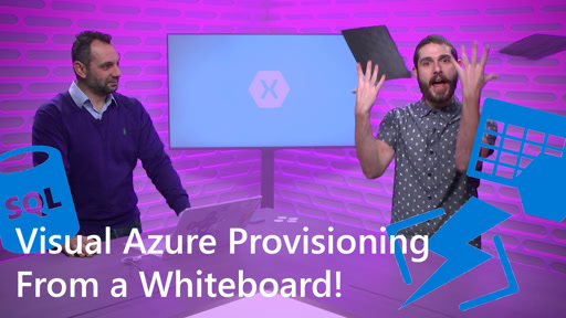 Visual Azure Provisioning From a Whiteboard