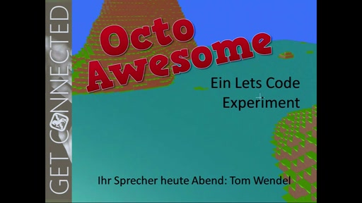 Lets Code OctoAwesome