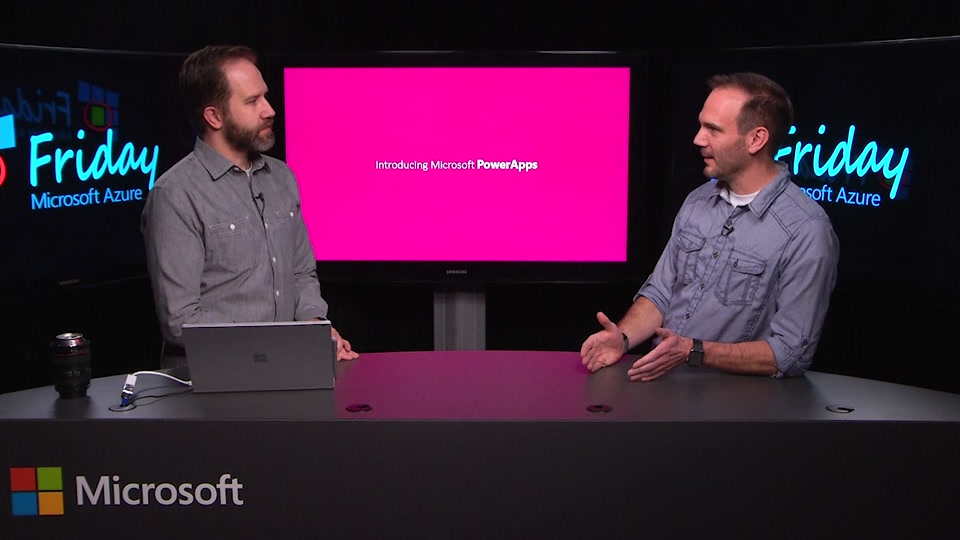 Why Power Apps? with Bill Staples