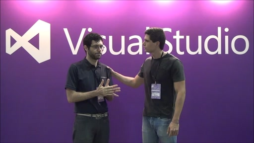 Bastidores do TechEd Brasil 2015 - Entrevista com o Gerente de Produto do Visual Studio