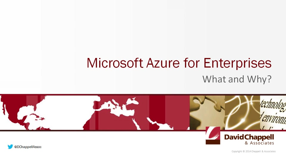 Microsoft Azure for Enterprises: What and Why?