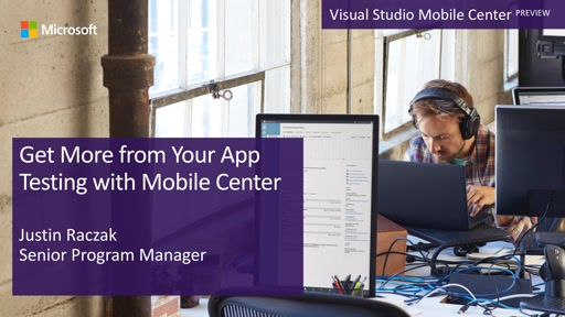 Get More from Your App Testing with Mobile Center