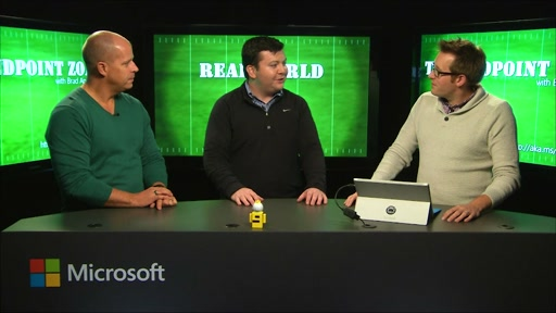 Endpoint Zone 3:  Office for Android discussion with CVP Brad Anderson