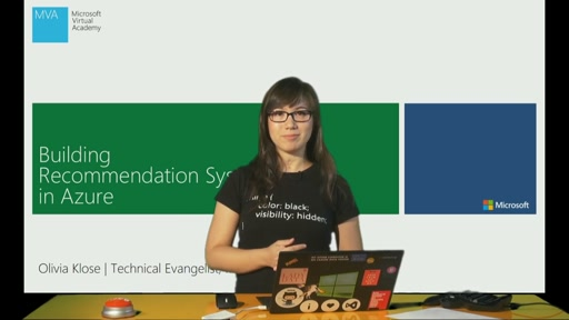 01 | Machine Learning & Recommenders