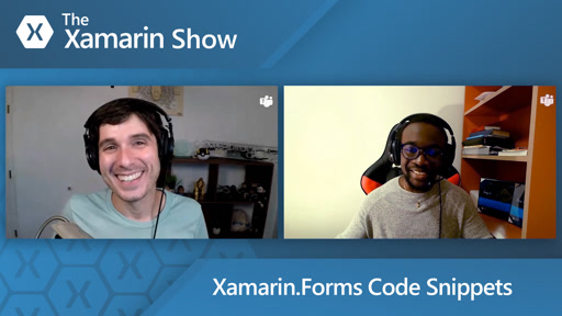 Xamarin.Forms Code Snippets