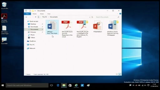 Windows 10 : vers un monde sans mots de passe !