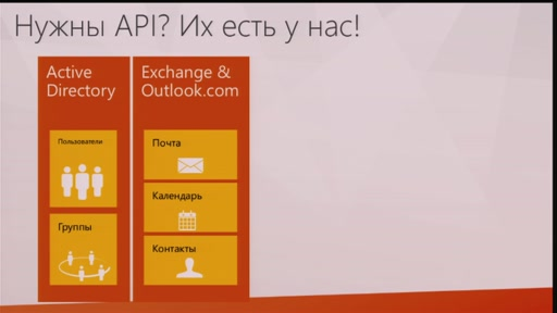 Разработка приложений с использованием Office 365 API