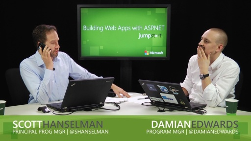 Building Web Apps with ASP.NET Jump Start: (07) Building for the Mobile Web