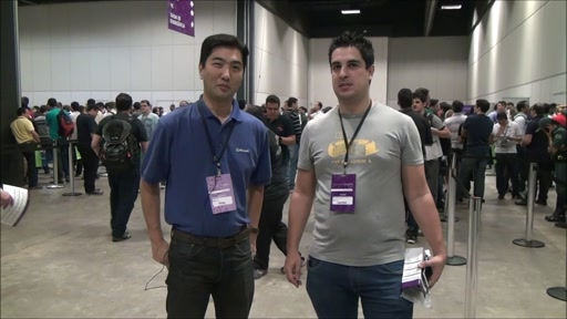 Bastidores do TechEd Brasil 2015 - Fabio Hara entrevista #4