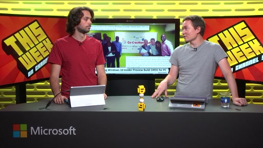 TWC9: Igniting Windows 10 Insiders, MIDI, Spatial Audio and Laser Drone Space Invaders...