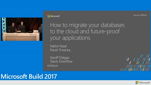 How to migrate your databases to the cloud and future-proof your applications