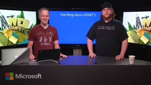 5 Things about ASP.NET 5  that will Blow your Mind!