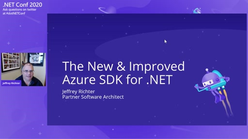 Introducing the New and Improved Azure SDK for .NET