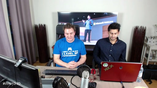 Windows 10 Devices Event Podcast