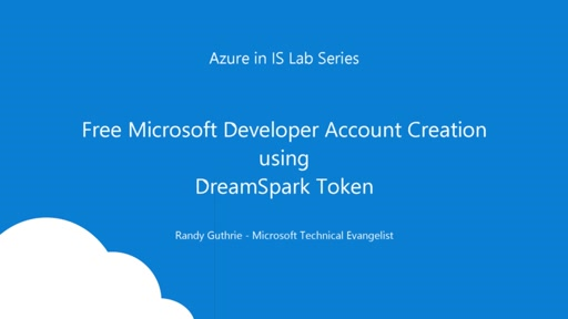 Free Microsoft Developer Account Process for Students Via DreamSpark