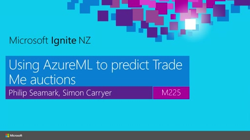 Using Azure Machine Learning to predict Trade Me auction prices