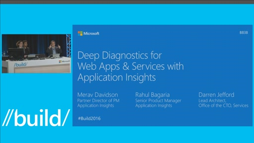 Deep Diagnostics for Web Apps & Services with Application Insights