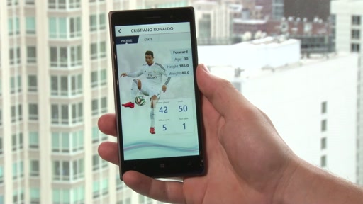 Microsoft and Real Madrid Unveil New App Bringing the Club Closer to 450 Million Fans from Around the World