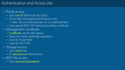 Windows Azure IT Pro IaaS: (06) Active Directory in VMs
