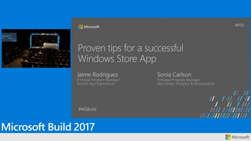 Proven tips for a successful Windows Store app