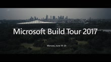 Build Tour Warsaw 2017 Aftermovie
