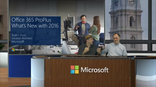 2016-03-14 Mid-Day Cafe: Office 2016 Deployment Unleashed!