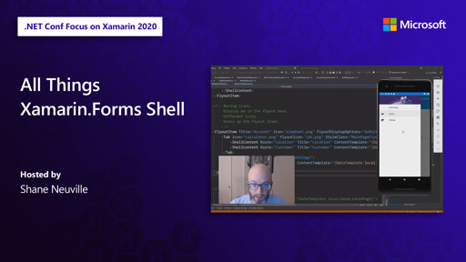 All Things Xamarin.Forms Shell