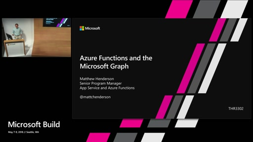 Azure Functions and Microsoft Graph