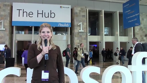 Live from Build 2016: Jennifer Marsman on Machine Learning
