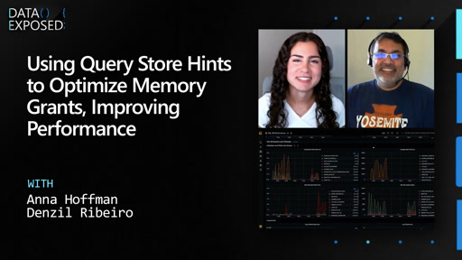 Using Query Store Hints to Optimize Memory Grants, Improving Performance
