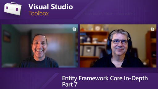 Entity Framework Core In-Depth Part 7