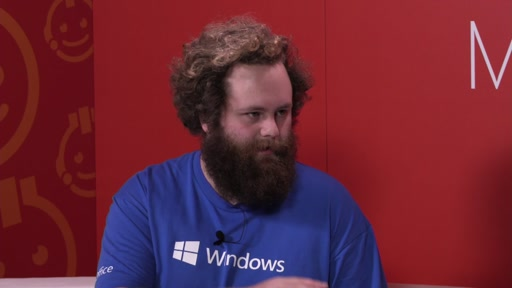 Interview with Microsoft Student Partner Jason Goodsell