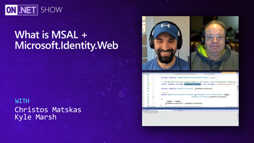 What is MSAL + Microsoft.Identity.Web