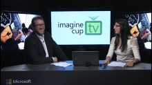 Imagine Cup TV Episode 002: WOWZAPP, The Tech Awards, and the Big Board!