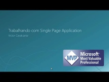 Criando aplicações SPA (Single Page Applications)