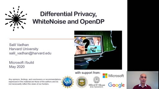 The Science Behind WhiteNoise: Differential Privacy