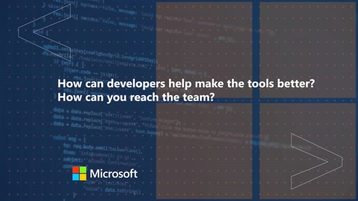 How can developers help make the tools better and how can you reach the team | One Dev Question