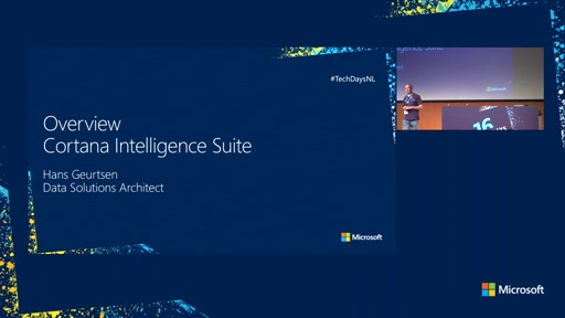 Overview Cortana Intelligence Suite