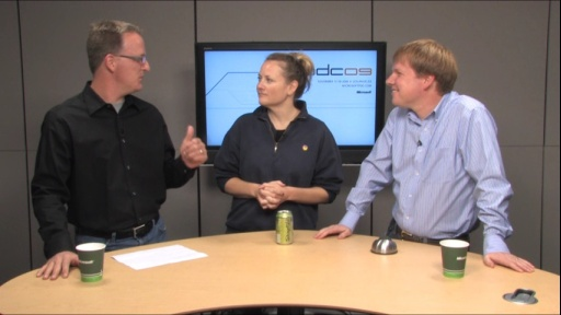Countdown to PDC09:  The Client Track Unplugged