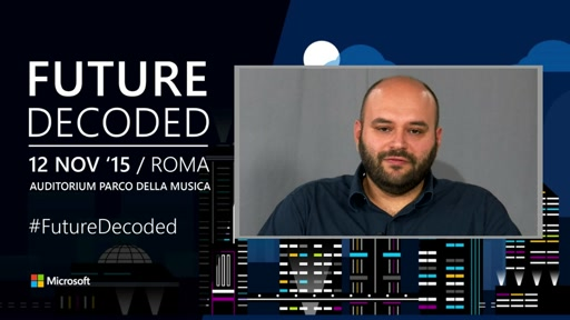 DEV01 - Visual Studio Code: build web apps on Windows, Linux and MacOSX - Daniele Bochicchio
