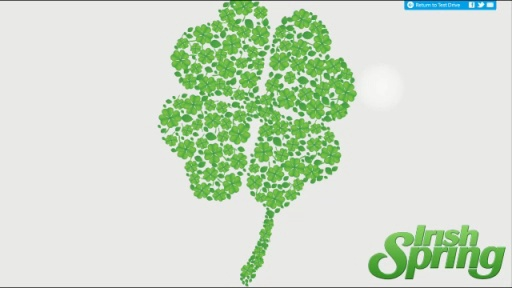 Spring into St. Patrick's Day with HTML5