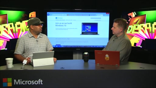 Defrag: Windows 10, Minecraft, Edison Robot, EMET and more...