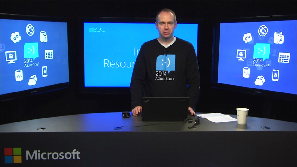 Inside the Azure Resource Manager