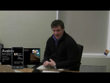 Conor Seabrook from Avalinx- Experience developing for Windows Phone