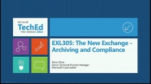 Microsoft Exchange Server 2013 Archiving and Compliance