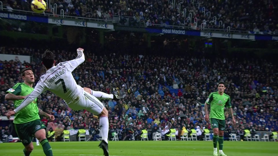 Real Madrid using Microsoft Cloud