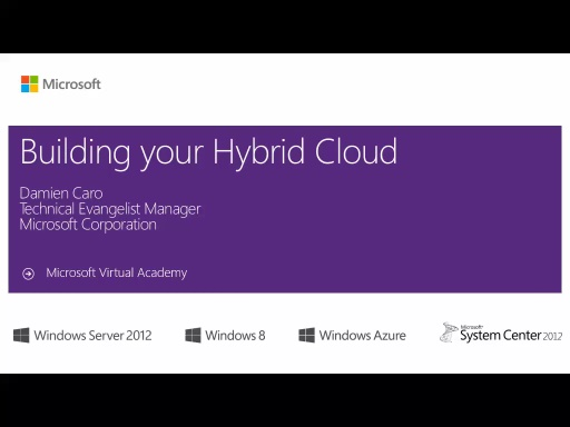 (Module 3) Building your Hybrid Cloud