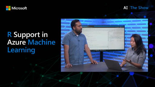 R Support in Azure Machine Learning