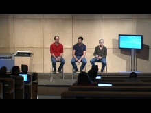 Expert Panel Q&A featuring Scott Guthrie, Dave Campbell, and Mark Russinovich