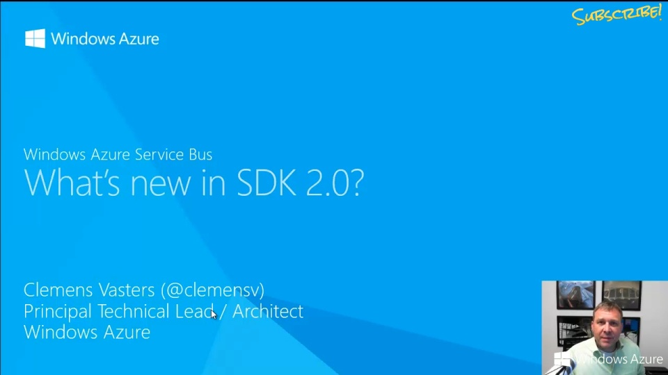 What's new in the Service Bus .NET SDK 2.0